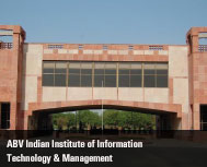 ABV Indian Institute of Information Technology & Management: The Golden Path to Knowledge