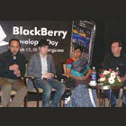 BlackBerry Eyes Indian Developers for Future Mobile Apps