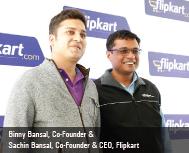 Flipkart Raises over Rs.6000 Crores Fresh Funding