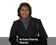 Archana Sharma, Director, Xavient Information Systems