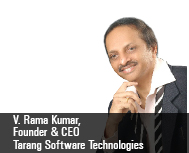 Tarang Software Technologies: Straggling the Entire Payments Space like Never Before