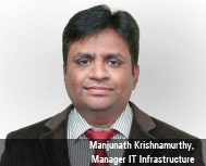 By Manjunath Krishnamurthy, Manager IT Infrastructure, Sanovi Technologies