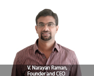 V. Narayan Raman, Founder and CEO of Tyto Software