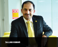 Sajjan Kumar, Senior VP-Corporate Sales & Strategy, Nikon