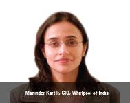 Ms. Maninder Kartik, CIO