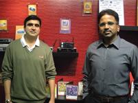 Anamika Sahu & Vishwas Nair
