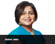 Deepika Singh, Director - Marketing Communications, Gionee India