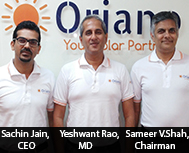 Oriano Solar: Bringing in That Mint-Factor for Indian Solar Industry