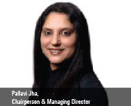 Pallavi Jha, Chairperson & Managing Director, Dale Carnegie Training India