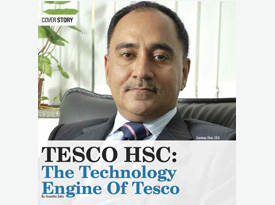 Tesco HSC: The Technology Engine Of Tesco