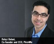 PhishMe: Combating Phishing attacks through Human Resource