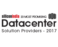 20 Most Promising Datacentre Solution Providers - 2017