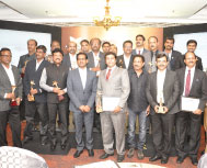 siliconindia crowns Real Estate Professionals through its 6th Edition of Real Estate Awards