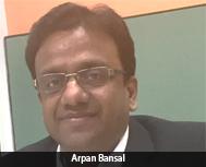 Arpan Bansal, Associate VP, Newgen Software