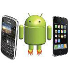 Google's Android Outsells iPhone, Threatens BlackBerry