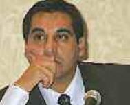 Jay Gandhi, California' First U.S. Indian Judge