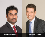 Mark I. Davies, Global Chairman and Abhinav Lohia, Partner, Davies & Associates, LLC