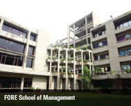 FORE School of Management: Building Foundations for Tomorrow