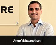 Anup Vishwanathan, Partner, Venture Factory
