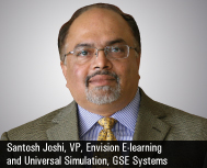 e-Learning and Simulation: Envisioning a Solid Platform Amidst...