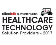 20 Most Promising Healthcare Technology Solution Providers - 2017