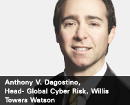 Anthony V. Dagostino, Head - Global Cyber Risk, Willis Towers Watson