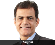 Anuj Puri, Chairman & Country Head, JLL India
