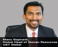 HR Excellence Powering Growth in UST Global