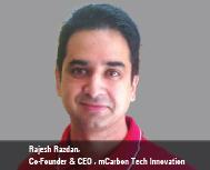 mCarbon Tech Innovation: Monetizing Telecom Realm with Differentiated Communication Solutions
