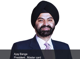 Ajay Banga: Steering MasterCard towards a World Beyond Cash