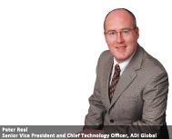 Peter Real, Senior Vice President & Chief Technology Officer, ADI Global