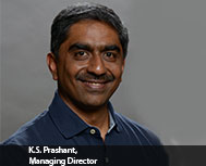 K.S. Prashant, Managing Director, IDeaS Revenue Solutions