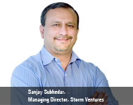 By Sanjay Subhedar, Managing Director, Storm Ventures