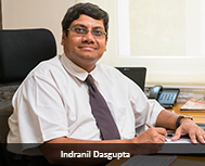 Indranil Dasgupta, CEO, SREI Capital
