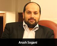 Arush Sogani, Founder, MyITY