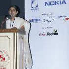 Leadership Thoughts Pour  @ siliconindia Women Summit