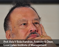 Prof. Bala V Balachandran