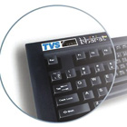 TVS Launches Keyboard with Indian Rupee Symbol