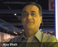European Union Honors Indian Inventor  Ajay Bhatt for building...