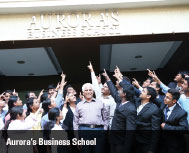 Aurora's Business School: Proffering High Level Education with Deep Rooted Values