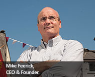 Mike Feerick, CEO & Founder, ALISON