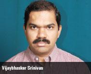 Vijaybhasker Srinivas, Head - Process Control, LifeSpring Hospitals