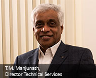 T.M. Manjunath, Director - Technical Services, IBSFintech