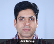 Amit Rohatgi, Director-Product Management, Manthan