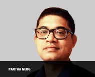 Partha Neog, Co-Founder, Vantage Circle