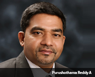Purushothama Reddy A, VP – Finance & Legal, Omega Healthcare