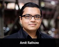 Amit Rathore, Founder & CEO, Quintype