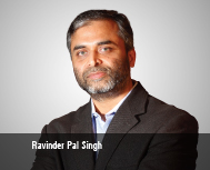 By Ravinder Pal Singh, Global Chief Information and Technology Officer, Air Works