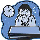 Working Late: Smart work or Fate?