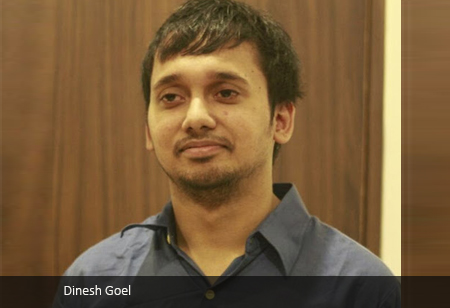 Dinesh Goel, Co-Founder & CEO, AasaanJobs